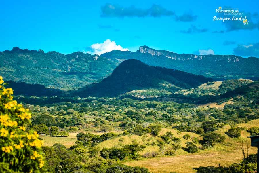 Serranía Amerrisque Chontales
