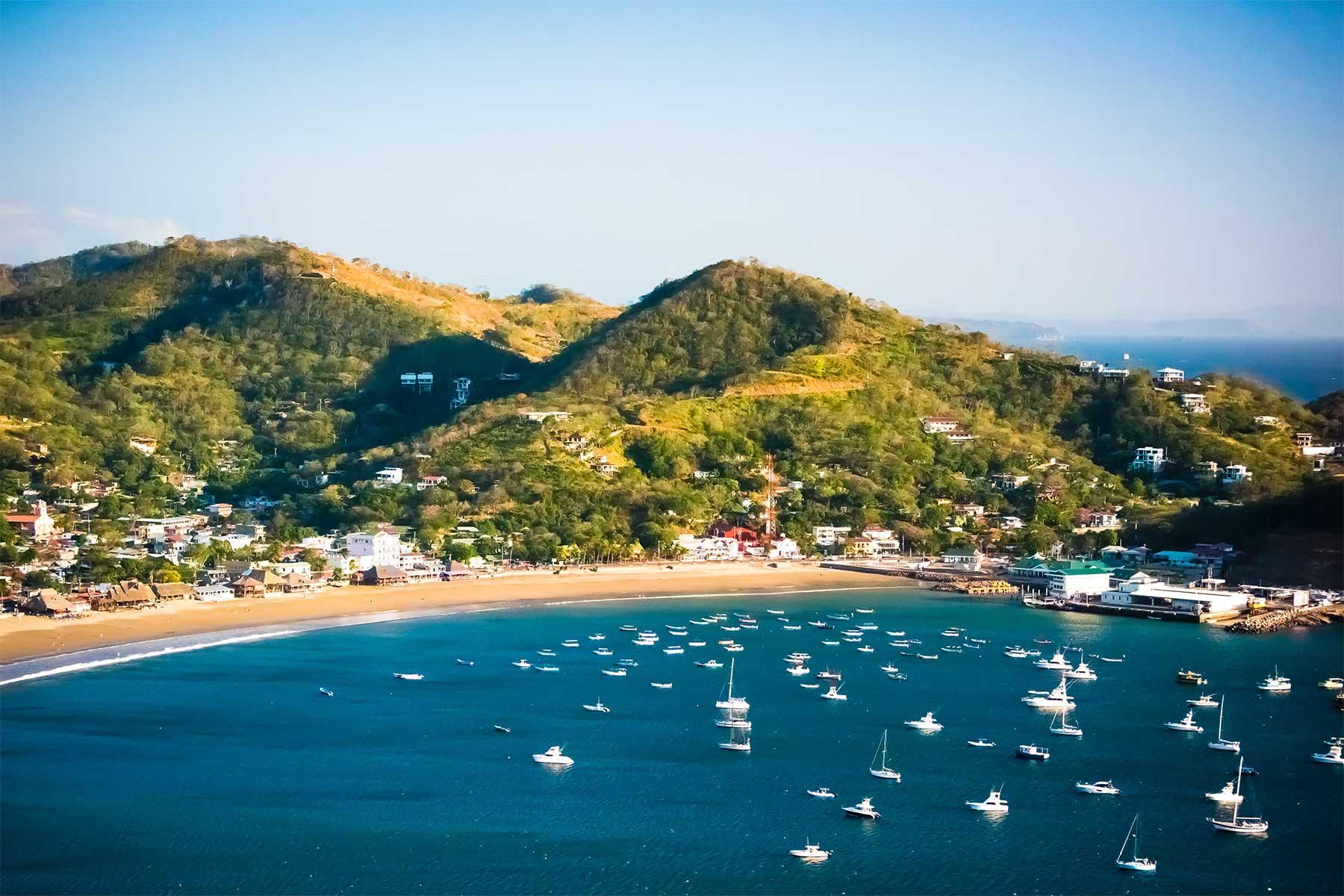 Bahía de San Juan del Sur, Rivas