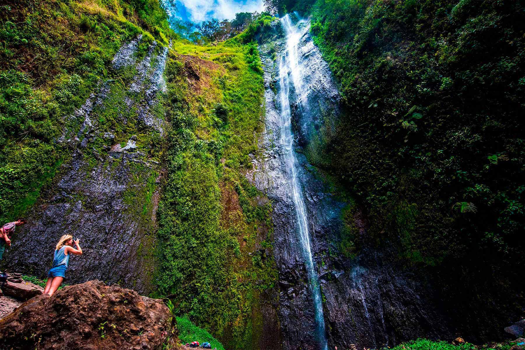 Cascada San Ramón, Isla de Ometepe