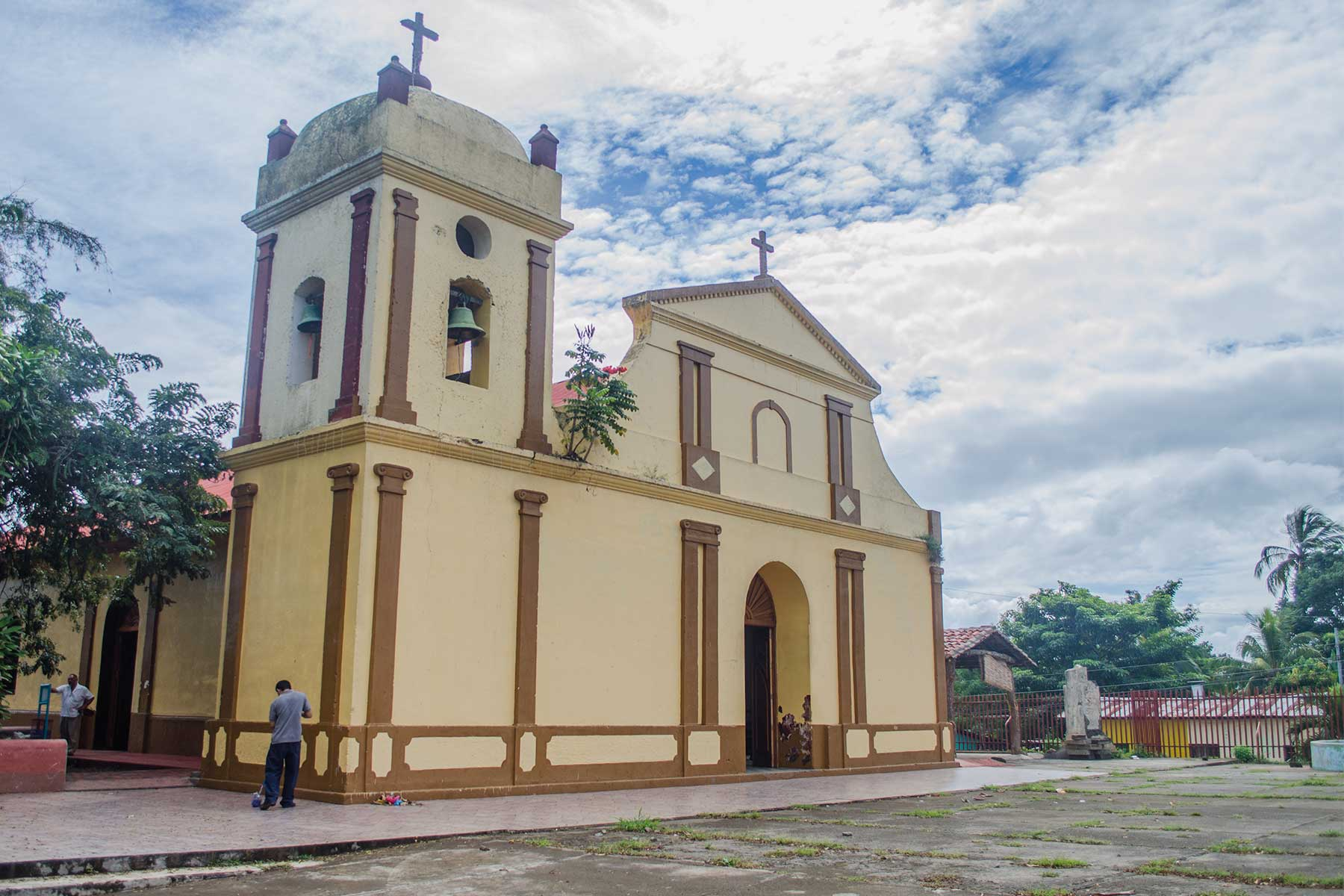 Parroquia Nuestra Señora de la Paz, Carazo