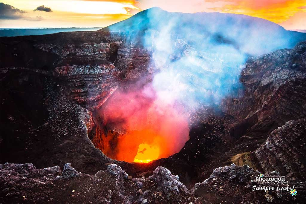 Volcan-masaya-Nicaragua