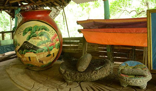 Artesanía en piedra y barro_achuapa_cultura_gal1
