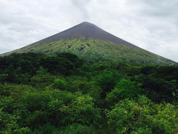 Volcán San Cristóbal