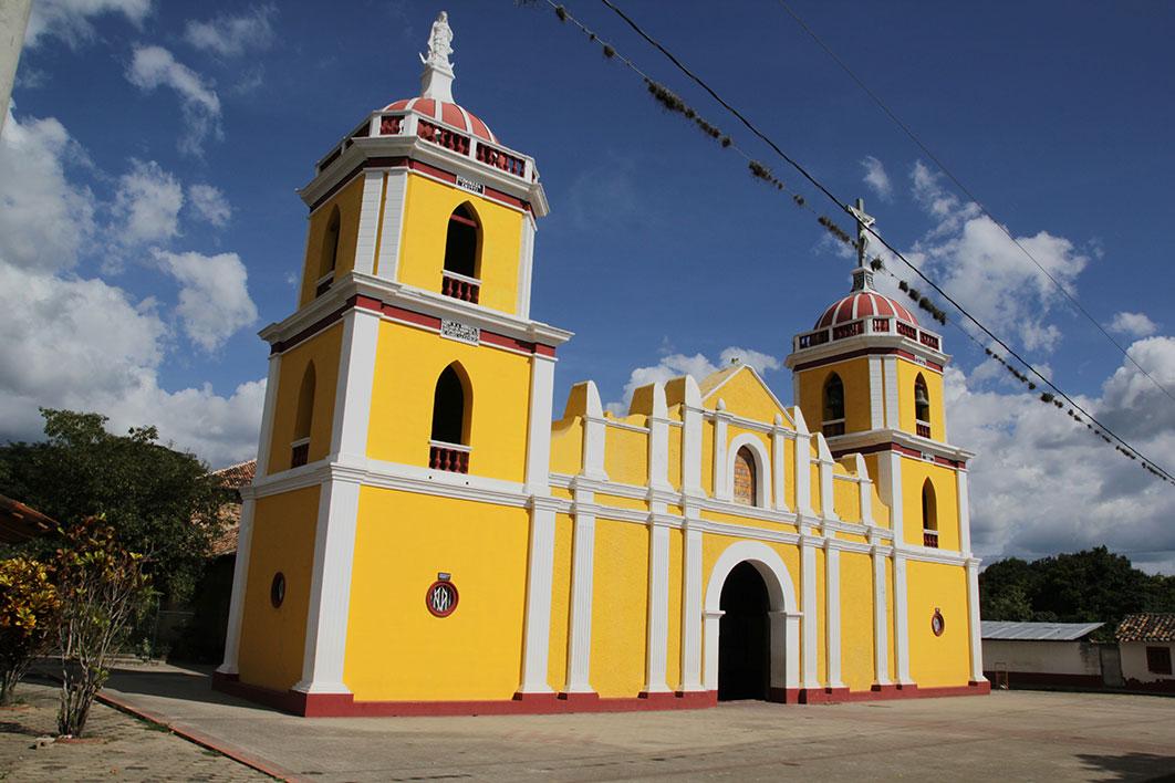 Iglesia Santuario Señor de los Milagros