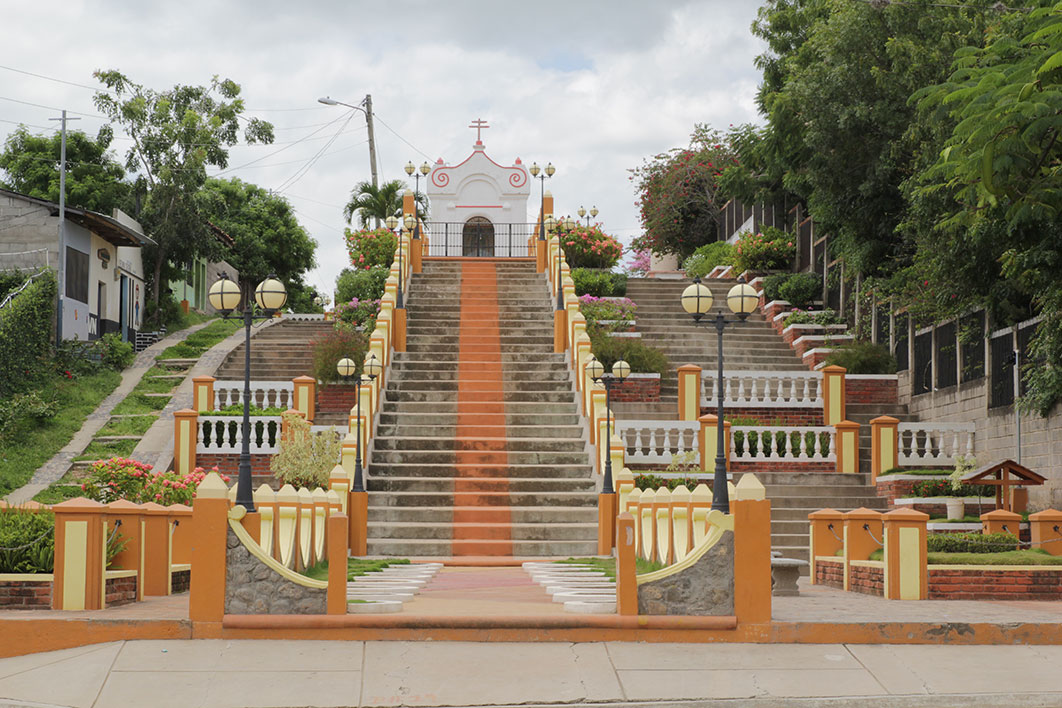 LaGruta de la Virgen de Guadalupe