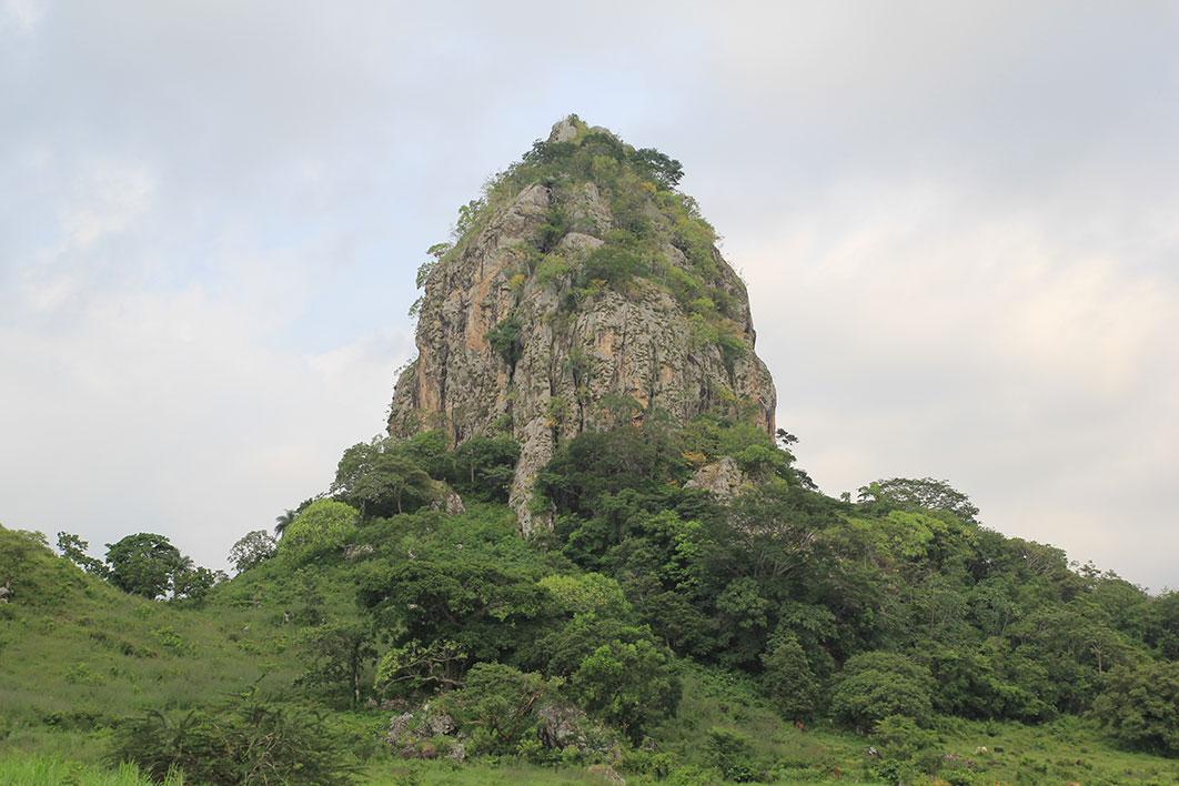 Monolito o Piedra de Cuapa